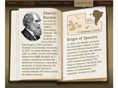 an introduction to the life of charles darwin Read and learn for free about the following article: charles darwin - a biography introduction to conservation science which allowed charles to devote his life to study and writing.