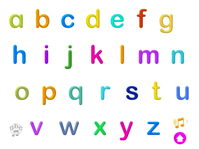 writing letters for pre k