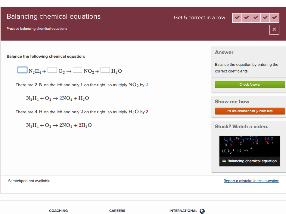 Khan Academy: Chemistry Educator Review | Common Sense Education
