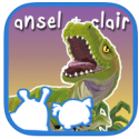 Ansel And Clair: Cretaceous Dinosaurs
