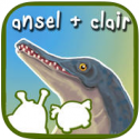 Ansel And Clair: Triassic Dinosaurs