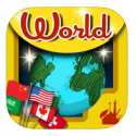 Learn The World - Map, Earth, Continents, Atlas Learning