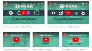 Helpful tutorials guide students through beginner, intermediate, and advanced functions.
