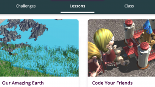 3D Bear's lesson ideas are somewhat limited, but they're detailed and link to standards.