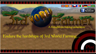 Get a glimpse into the world of a farmer working in poverty.