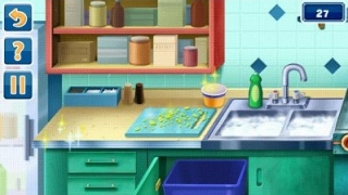 Keep your kitchen neat and clean.