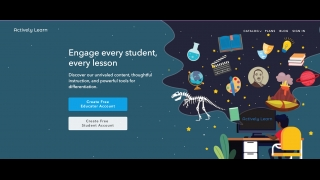 Actively Learn lets teachers create and share assignments with a wide range of formats and features.