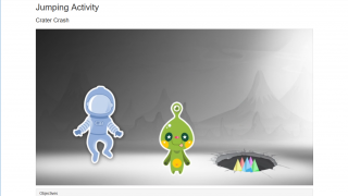 Cute graphics and interesting quests keep students motivated.