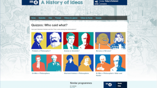Challenging quizzes help students connect philosophy to popular culture.