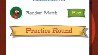 Challenge someone you know, get a random opponent, or play a practice-style game solo.
