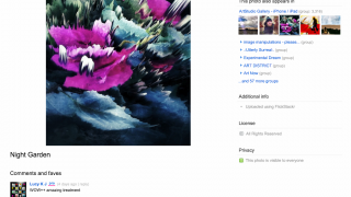 Post creations to the moderated online gallery and receive feedback from other users.