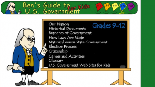Each of the four age-appropriate sections include sub-topics and editorial specifically tailored to that age group's comprehension level.