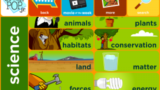 Science subtopics, for example, have multiple videos on a variety of topics.