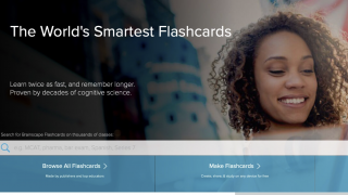 Browse flash card sets or make your own.