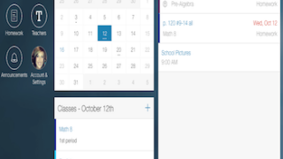 Use the calendar view to search by date.