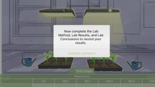 Adjust variables to design your virtual light lab.