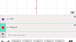 Clear, easy-to-read graphing features.