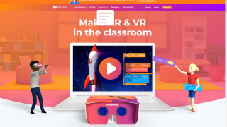 Getting help with CoSpaces Edu is easy through their home page.