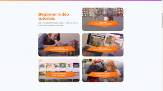 CoSpaces Edu also has lots of tutorial videos available on the website and on YouTube.