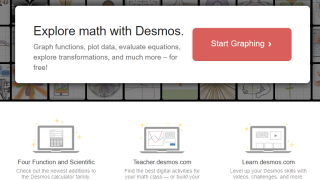 Desmos is so much more than a free online calculator.