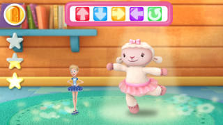 Learn to dance with Ballerina in a rhythm-style game.
