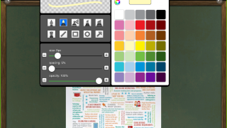 Lots of editing tools allow for customization.