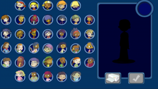 There are lots of choices when creating an avatar.