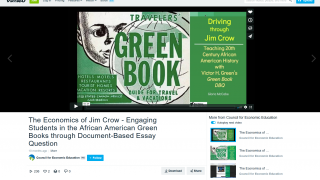 Some of the resources are kept externally, such as lesson videos on Vimeo.