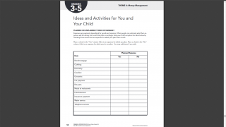 The site offers free Financial Fitness for Life parents' guides for K-5 and 6-12.