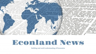 The weekly newspaper offers current information on economic issues.