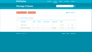 Teachers can preview lesson content.