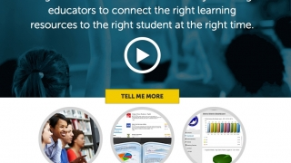 Engrade's Corebook tool helps teachers and families track student performance.