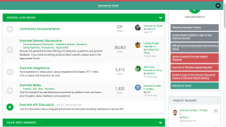 The community forums offer tons of suggestions and user support.