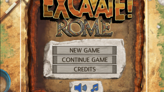 When working on the same computer, players can choose to continue a previous game or start a new one.