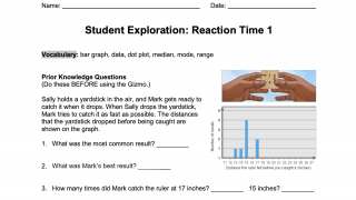 Teachers can use premade handouts as provided, or edit them.