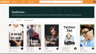 Wattpad is a tool for writing your own stories and reading other people's writing.