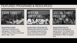 Featured programs include contests and field trips.