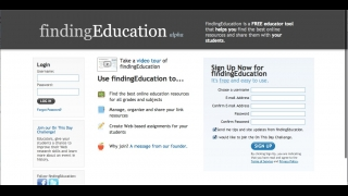 Content for FindingEducation.com is sent daily to educators who have registered.