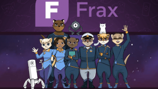 Join a team of ferrets as they explore the galaxy on the FFS Sable.