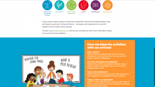 Teachers can find a few ideas for activities as well as opportunities for student participation.