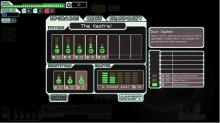 Each ship system can be upgraded, leading to some excruciating decisions about which to upgrade first.