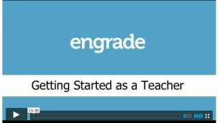 Video tutorials help guide new users.