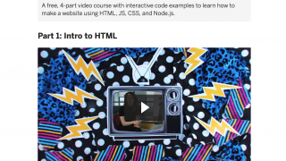 Starter projects have video tutorials.
