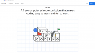 Google has provided a free, easy-to-follow, entry-level CS curriculum.