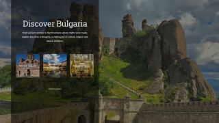 Travel to Bulgaria for a closer look at their country and culture.