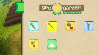 Gather seed types, dessert treats, and different kinds of microorganisms as you progress through the game.