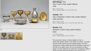 Detailed information about each item is available to peruse.