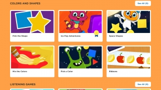 Non-literacy activities touch on early math, logic, creativity, and more.