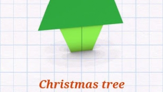 Opening page for Christmas Tree project repeats main page information as do all.