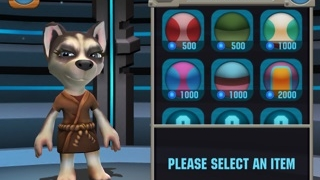 Kids can use points collected in their journey to customize their avatar.